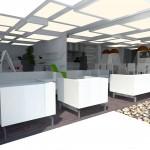 3D Restaurant / Winkel
